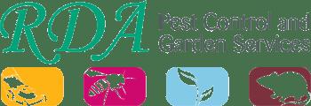 RDA Pest Control & Garden Services Logo